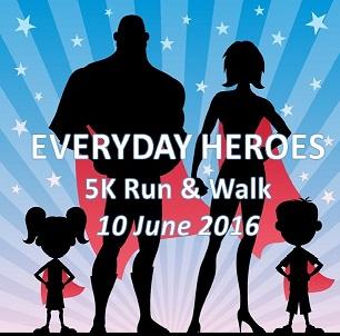 Everyday Heroes 5k