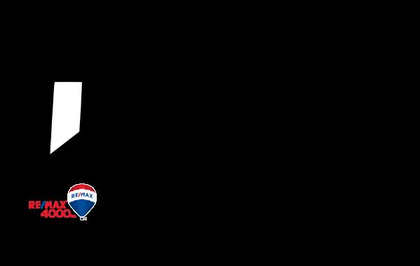 Secrest-Whittington Logo black and White with Remax
